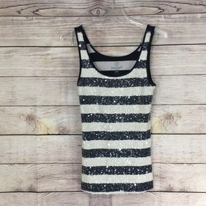 Old Navy sequined Tank